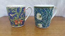 2 NIKKO FINE CHINA V&A MUSEUM Tea Cup Coffee Mug -  Iris 2100  Pimpernel 2115