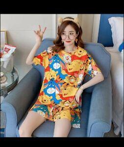 Winnie-the-Pooh pajamas set