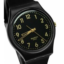 Swatch Gent Golden Tac (GB274) --NEU + OVP--