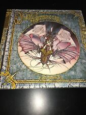JON ANDERSON Olias Of Sunhillow SIGNED Vinyl Record Album YES Autographed HOF