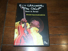 Eddy The Chief Clearwater - LIVE in France at Jazz a Junas DVD Cleartone Rare NM