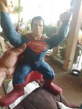 "DC Justice League Team Trainers Superman Figure, 14"""
