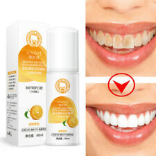 Oral Hygiene Fresh Teeth Whitening Foam Toothpaste Remove Tooth Stains Cleaning