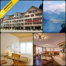 Hotelgutschein Schweiz Vierwaldstättersee 4 Tage 2 Personen 4* Hotel Reiseschein