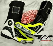 Brand New Motorcycle Racing Shoe Cowhide Leather Motorbike Racing Boot Moto GP