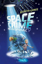 SPACE CRIME CONSPIRACY by Gareth P. Jones : WH4-B132 : PB814 : NEW BOOK