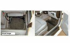 VW New Beetle Hatchback rubber floor mats with grey carpet inserts