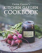 Carina Contini's Kitchen Garden Cookbook: A Year, Excellent, Books, mon000013897