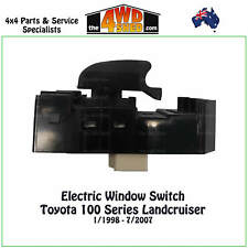 Power Window Switch Electric suit 100/105 Series Toyota Landcruiser 1/98-7/07