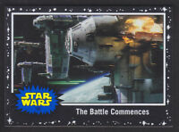 Topps Star Wars - Journey To The Last Jedi - Black Parallel Card # 106