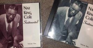Nat King Cole Sentimental 2 Cd