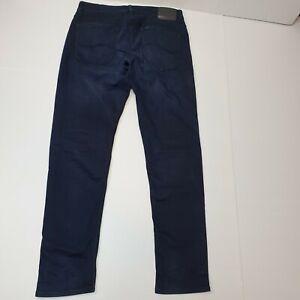 Lee Jeans Size W34xL34  L3 Straight & Narrow L606109 Blue Men