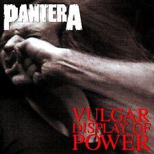 Pantera - Vulgar Display Of Power Vinyl LP Heavy Metal Sticker or Magnet