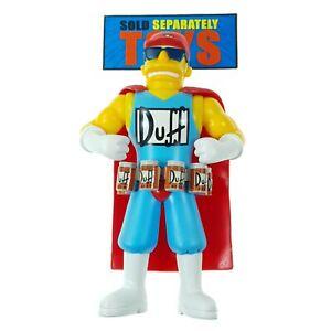The Simpsons Moe's Tavern DUFFMAN original Playmates action figure beer hero
