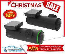 DSH-922 Full HD Dual-Ch Dashcam with inbuilt GPS & WiFi