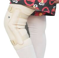 Knee Sleeve Compression Brace Support For Sport Joint Pain Arthritis Relief D