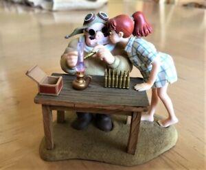 RARE:  Studio Ghibli Porco Rosso Diorama Ceramic from Original Anime Collection