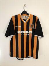 Hull City Home Football Shirt 2005/06 05 06 Medium M