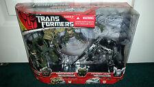 Bonecrusher Brawl Jazz 3-Pack Movie 1 Transformers Hasbro Exclusive Poster MISP