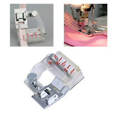 Multi-function Home Sewing Machine Fabric Cloth Hemming Hems Presser Foot