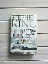 Everything's Eventual : 14 Dark Tales by Stephen King (2002, Hardcover)