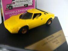 1/43 Vitesse Lancia Stratos-Roadcar Giallo 1974 gelb  AV080B