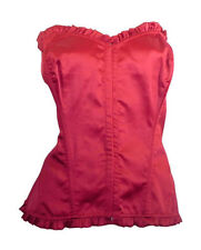 Polyester Plus Size Corsets & Bustiers for Women