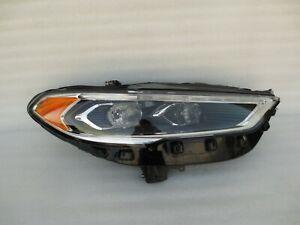 2017-2020 Ford Fusion RIGHT Passenger OEM Original Full LED Headlight Lamp 10PIN