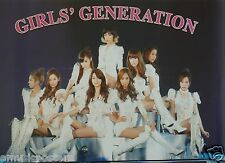 "GIRLS GENERATION ""WHITE OUTFITS & BOOTS"" HONG KONG PROMO POSTER - K-Pop Music"