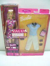 Barbie Hip 2 Be Square Metro Fashion Avenue Doll Nib