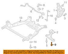 FORD OEM Stabilizer Sway Bar-Front-Stabilizer Sway Bar Bolt W711107S442