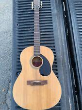 Yamaha FG-75 Guitar Vintage