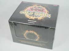 Yugioh Gold Series 1 2008 Booster Box New Factory Sealed