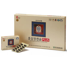 [Hwang Pung Jung] 6years Korean Red Ginseng Extract Capsule Plus (180 capsules)