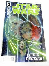 STAR WARS - Leia's Decision The Rebellion #12 comic book - Dec 2013 dark horse
