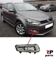 FOR VW POLO (9N) 2009 - 2014 NEW FRONT BUMPER FOGLIGHT LAMP RIGHT O/S