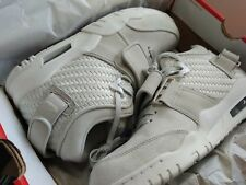 Nike Air Trainer VICTOR CRUZ uk9 us10 eur44 fragment Daim Blanc One 1 Os