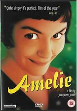 Amelie (DVD, 2002) Region 2