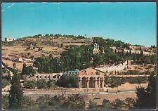 Jordanien Jordan used Post Card Postkarte Bauwerk building Jerusalem [cm574]