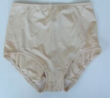 Vintage St Michael Med/Lge Panty Girdle firm control knickers panties Natural
