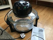 Halogen Multi Function Cooker Used Twice With Instruction Booklet