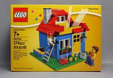 LEGO 40154 LAPICERO CON DOS FIGURAS (LAPICES NO INCLUIDOS). NUEVO EN CAJA.