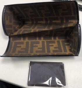 Fendi Suglasses Case & Cloth