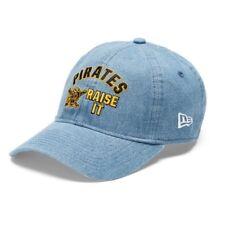 Pittsburgh Pirates Victoria s Secret New Era 9Twenty MLB Denim OSFA Cap Hat 0cea3cdf5e93