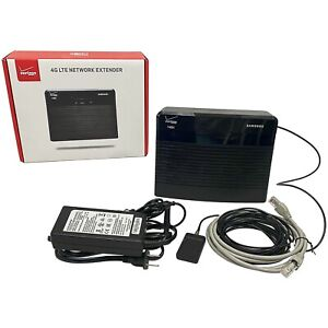 Verizon Wireless Samsung 4G LTE WiFi Network Extender For Home Office SLS-BU103