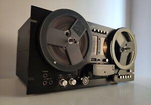 Pioneer RT-701 vintage Tonbandgerät. Japan - schwarze Farbe