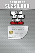 GTA V SHARK CARD PS4 Grand Theft Auto Online $1,000,000 (READ DESCRIPTION)
