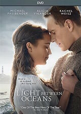 THE LIGHT BETWEEN OCEANS DVD - SINGLE DISC EDITION - NEW UNOPENED - RACHEL WEISZ