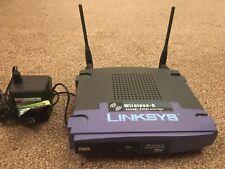 Linksys WAP54G V3.1 wireless-g access point 54Mbps