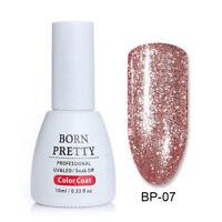 10ml Glitter Sequins UV Gel Nail Polish Varnish Soak Off Manicure Born Pretty